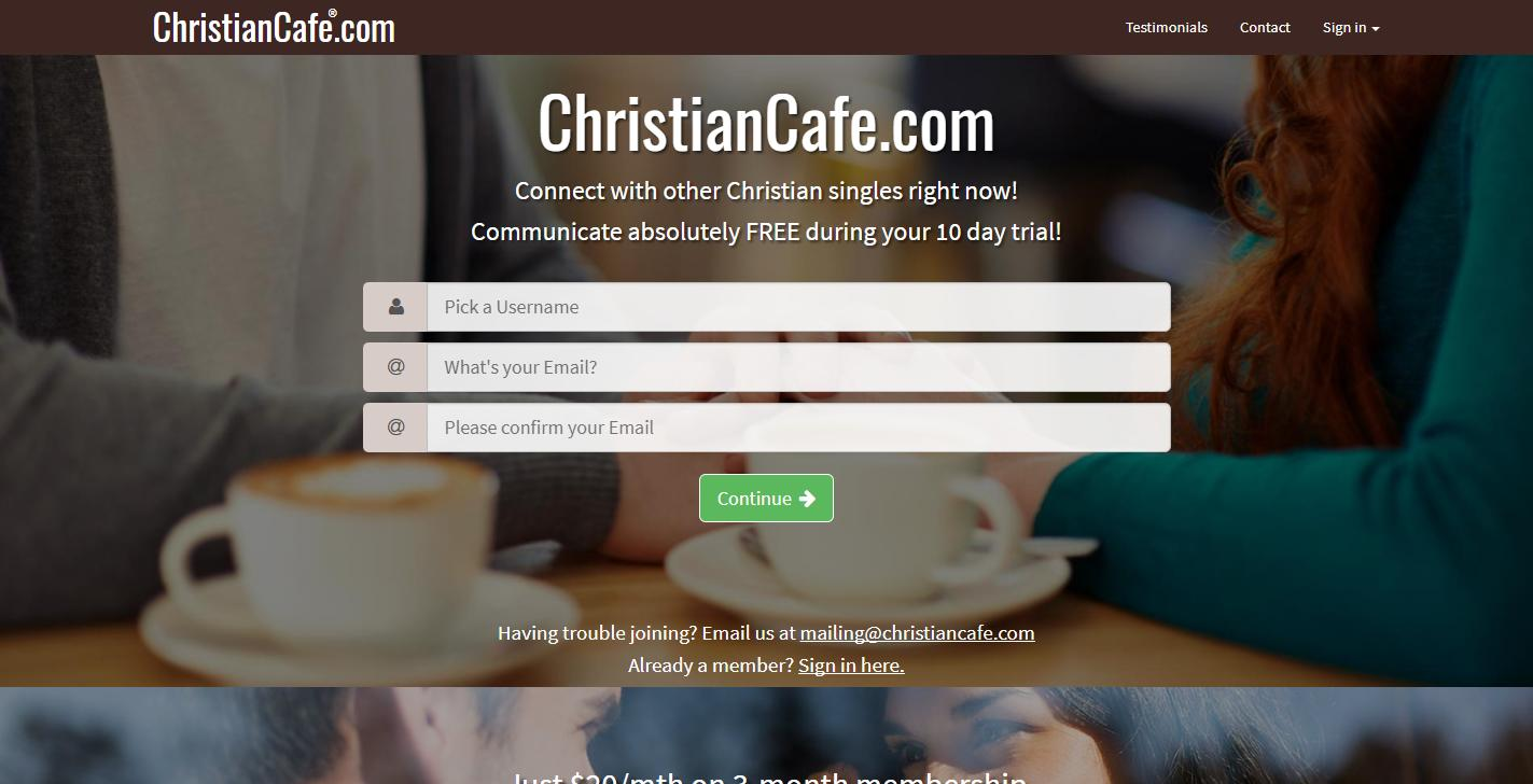 christian dating site around the world